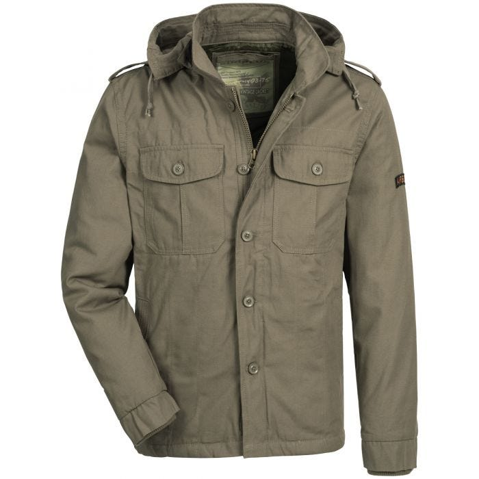 Surplus Airborne Jacket Olive