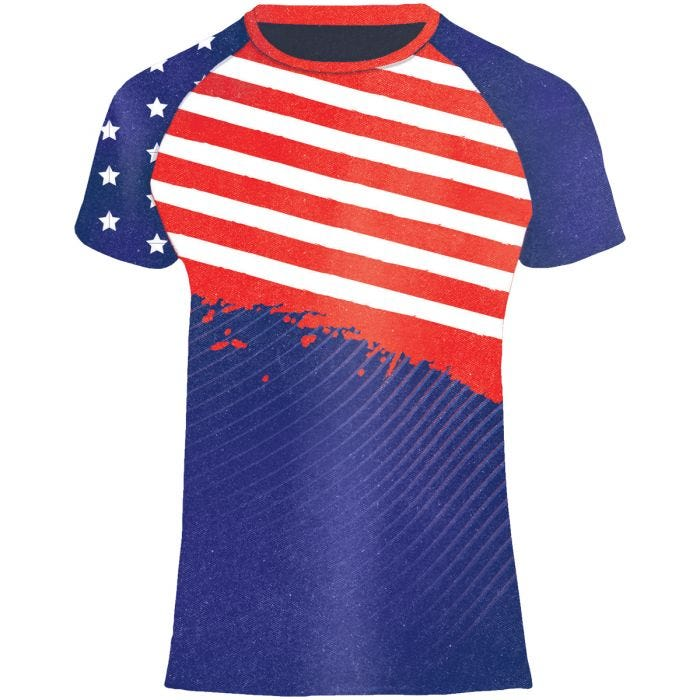 Tervel Sportline Short Sleeve Shirt USA