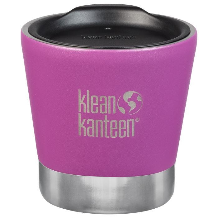 Klean Kanteen 237ml Tumbler Vacuum Insulated Berry Bright