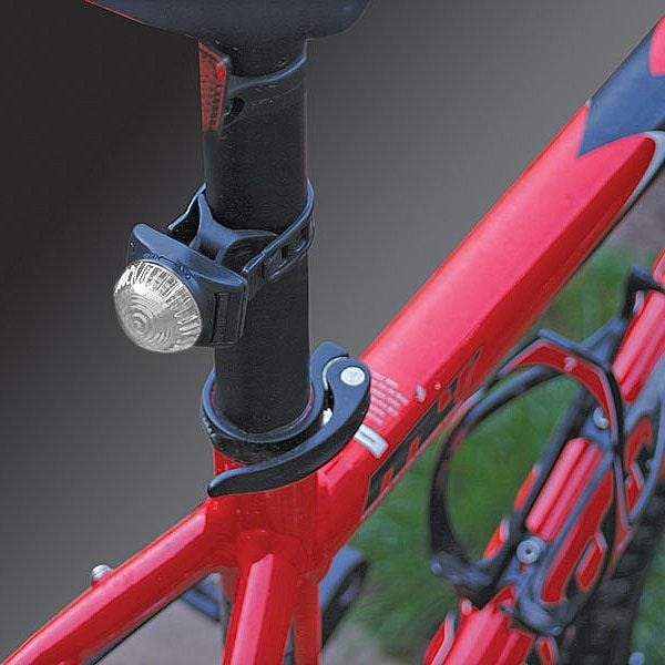 Adventure Lights Guardian LED Bike Light White