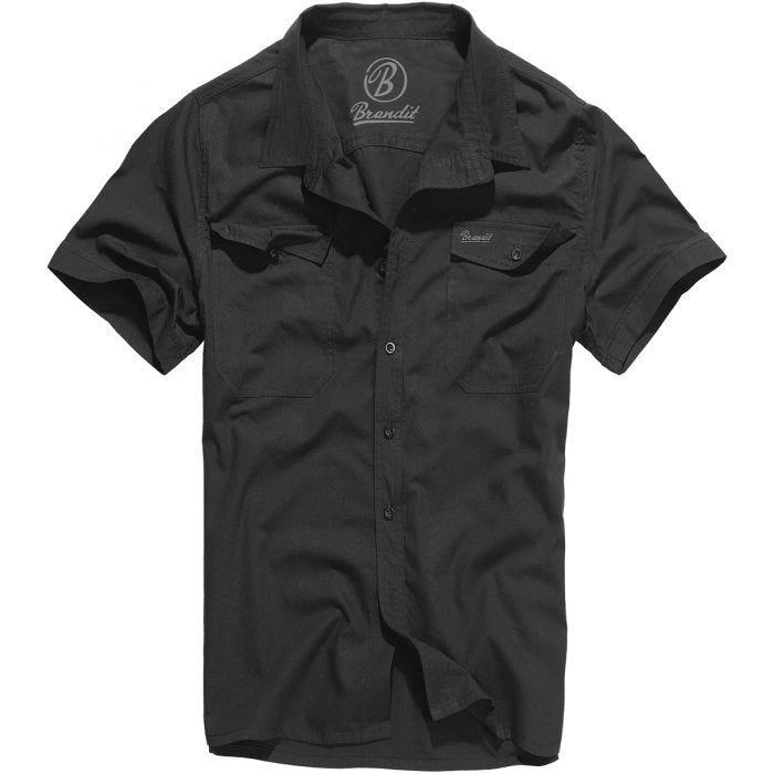 Brandit Roadstar Shirt Black