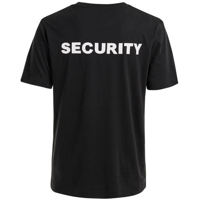 Brandit Security T-shirt Black