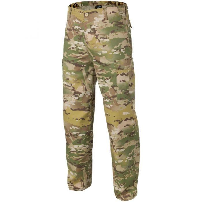 Brandit US Ranger Trousers Tactical Camo