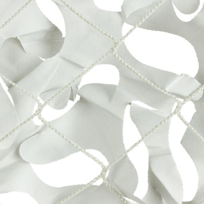 CamoSystems Shade Sail Net Broadleaf 3x4 White