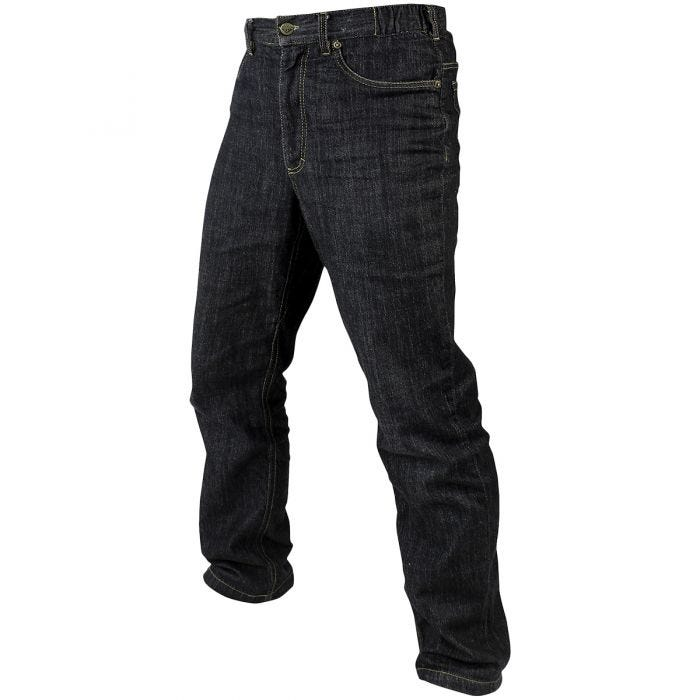 Condor Cipher Jeans Pants Blue Black