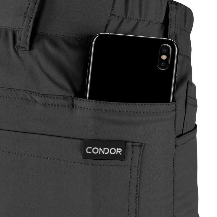 Condor Cipher Pants Black