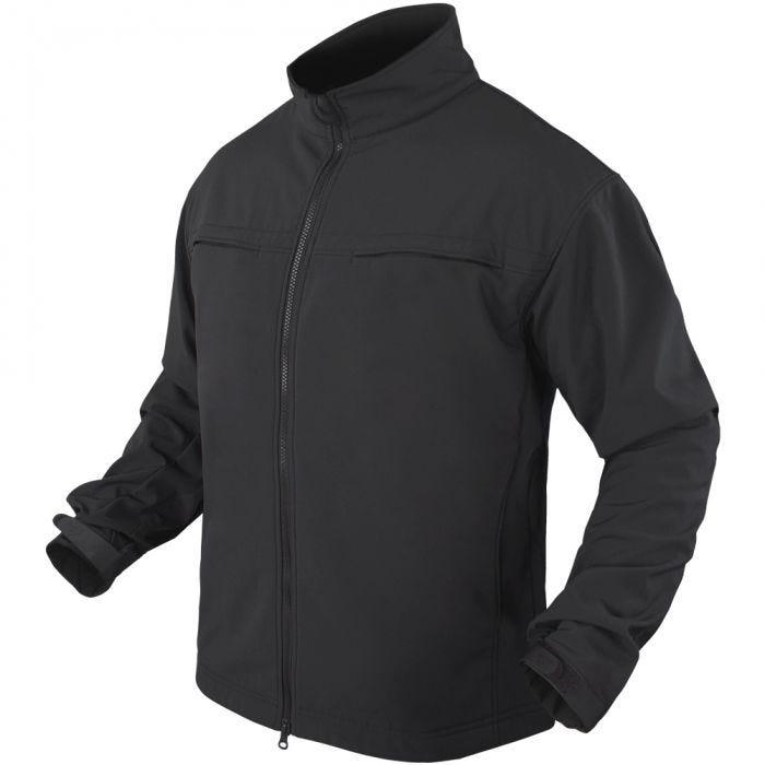 Condor Covert Soft Shell Jacket Black