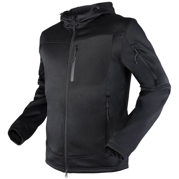 Condor Cirrus Technical Fleece Jacket Black