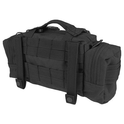Condor Modular Style Deployment Bag Black