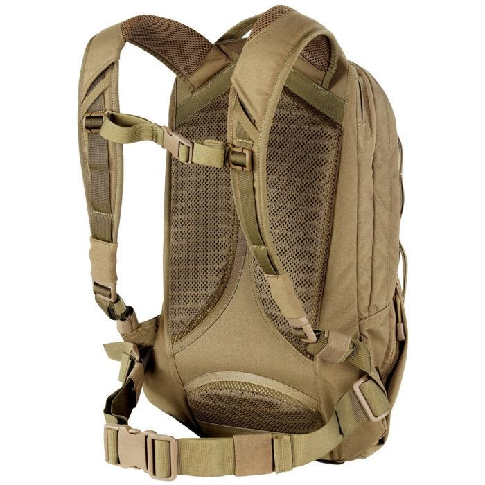 Condor Fail Safe Pack Brown