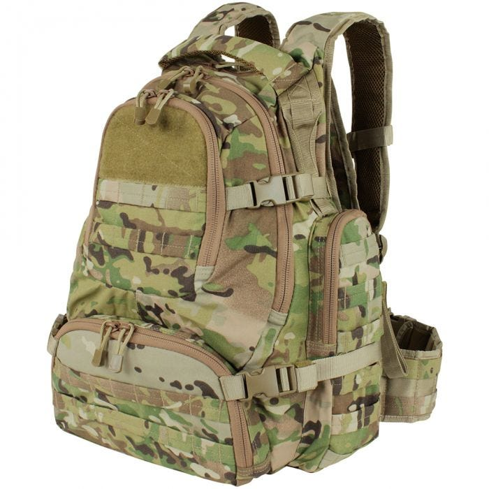 Condor Urban Go Pack MultiCam
