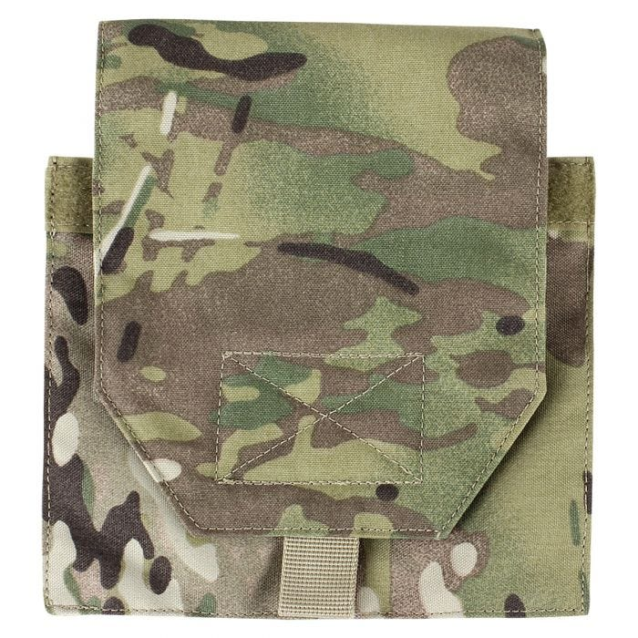 Condor Side Plate Pouch 2 pieces per Pack MultiCam