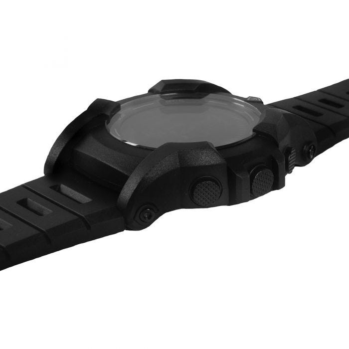First Tactical Canyon Digital Compass Watch Black