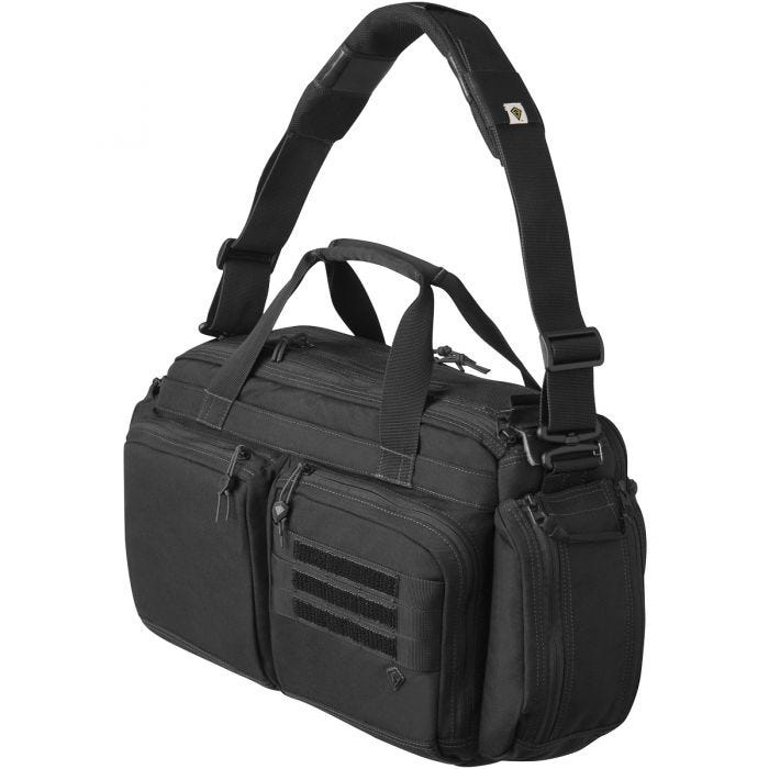 First Tactical Executive Briefcase Black