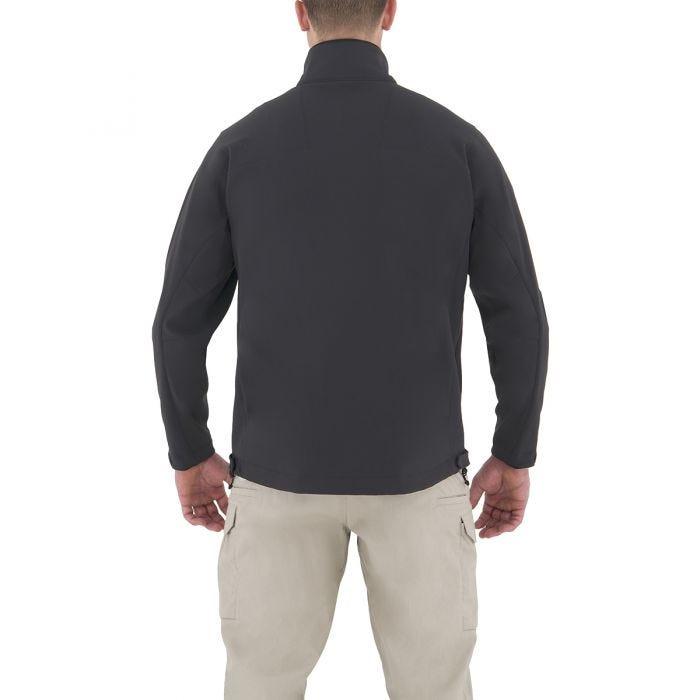 First Tactical Men's Tactix Softshell Jacket Black