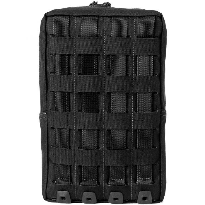 First Tactical Tactix 6x10 Utility Pouch Black