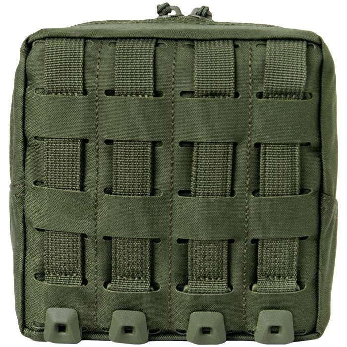 First Tactical Tactix 6x6 Utility Pouch OD Green