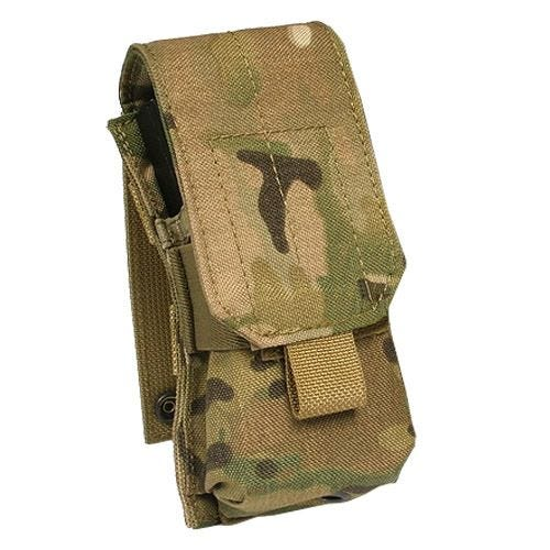 Flyye Single M4/M16 Magazine Pouch MOLLE MultiCam