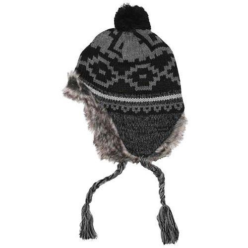 Fox Outdoor Peru Piura Hat Black/Grey