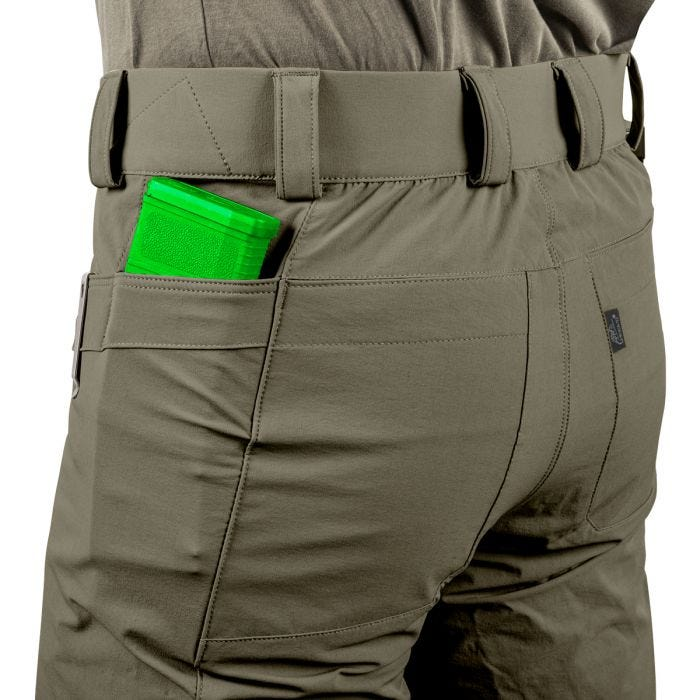 Helikon Covert Tactical Pants Taiga Green
