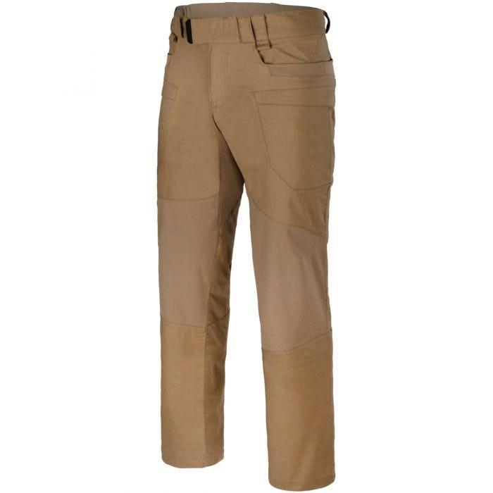 Helikon Hybrid Tactical Pants Polycotton Ripstop Mud Brown