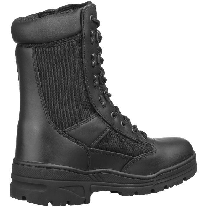 Highlander Alpha Boots Black