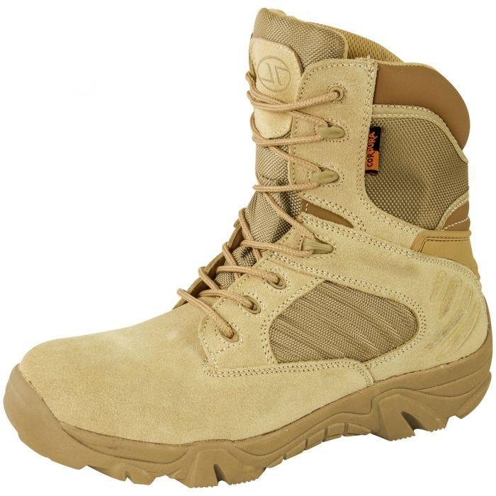 Highlander Echo Boots Tan