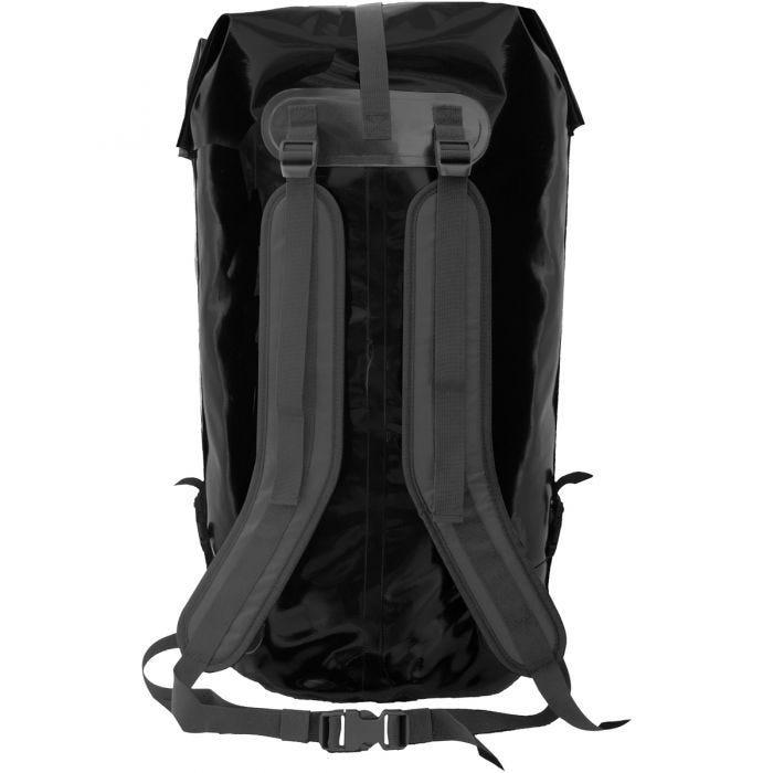 Highlander Troon Drybag 70L Duffle Bag Black