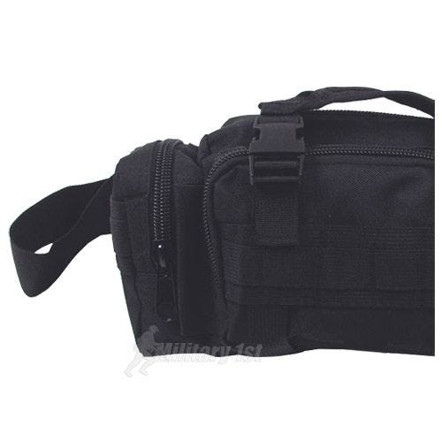 MFH Waist and Shoulder Bag Black