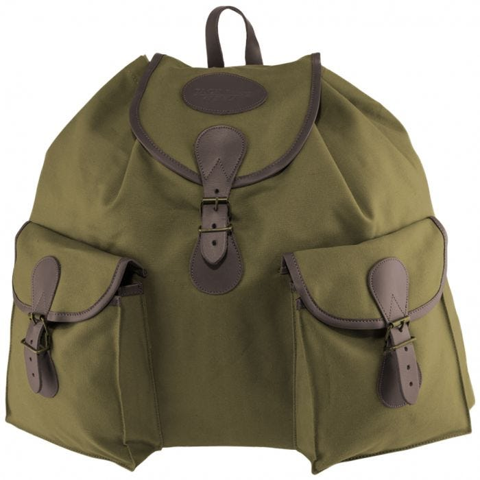 Jack Pyke Canvas Roe Sack Green