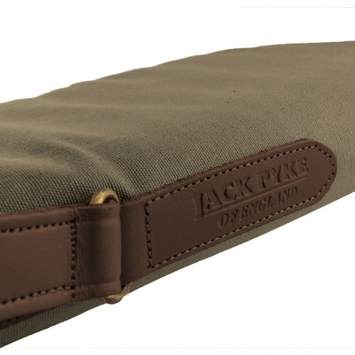 Jack Pyke Canvas Shotgun Slip Green