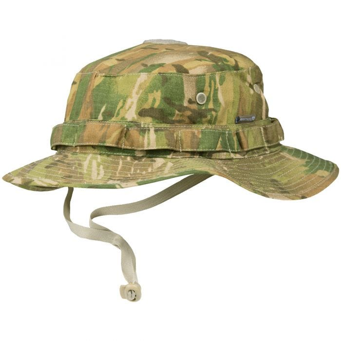 Pentagon Jungle Hat Rip-Stop Grassman