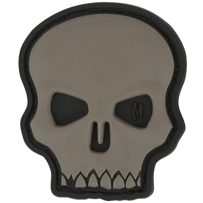Maxpedition Hi Relief Skull (SWAT) Morale Patch