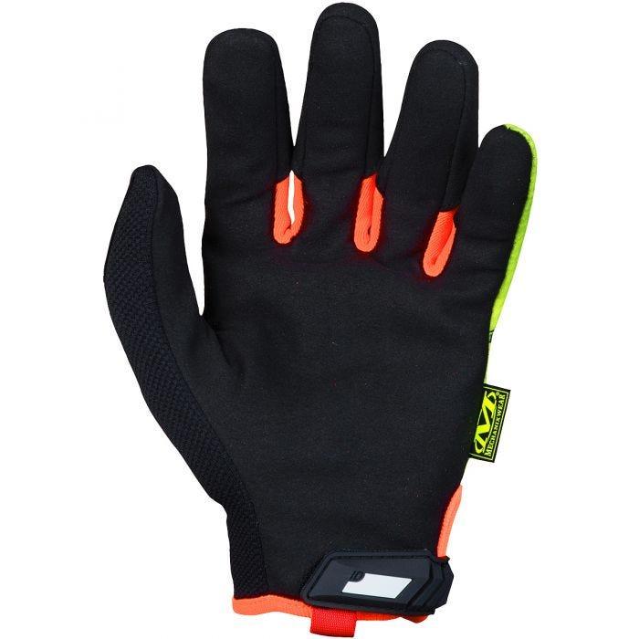 Mechanix Wear CR5 Original Gloves Hi-Viz Yellow