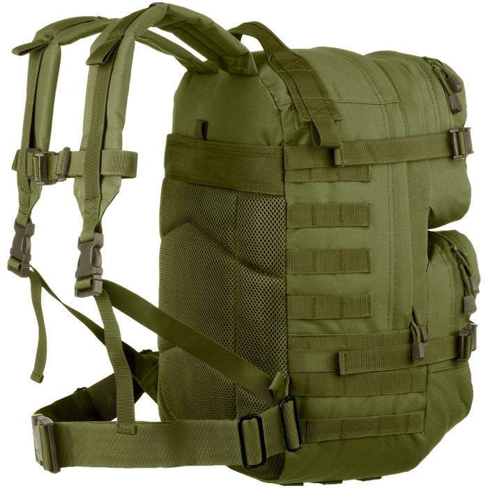 MFH Backpack Assault II OD Green