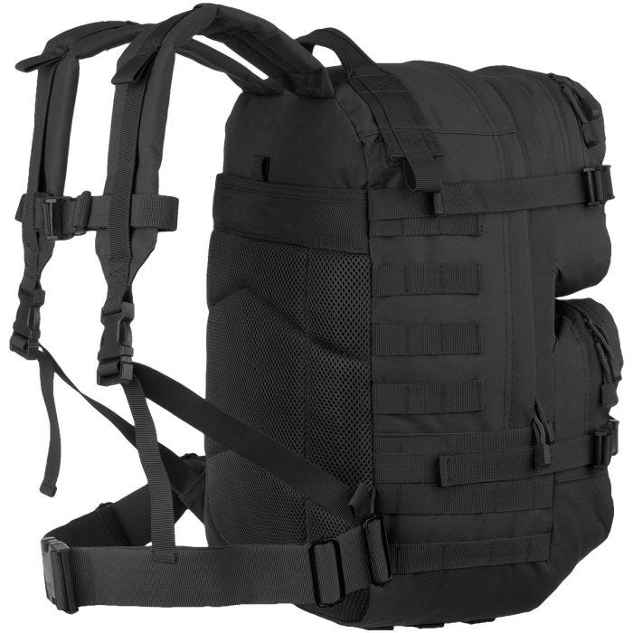 MFH Backpack Assault II Black