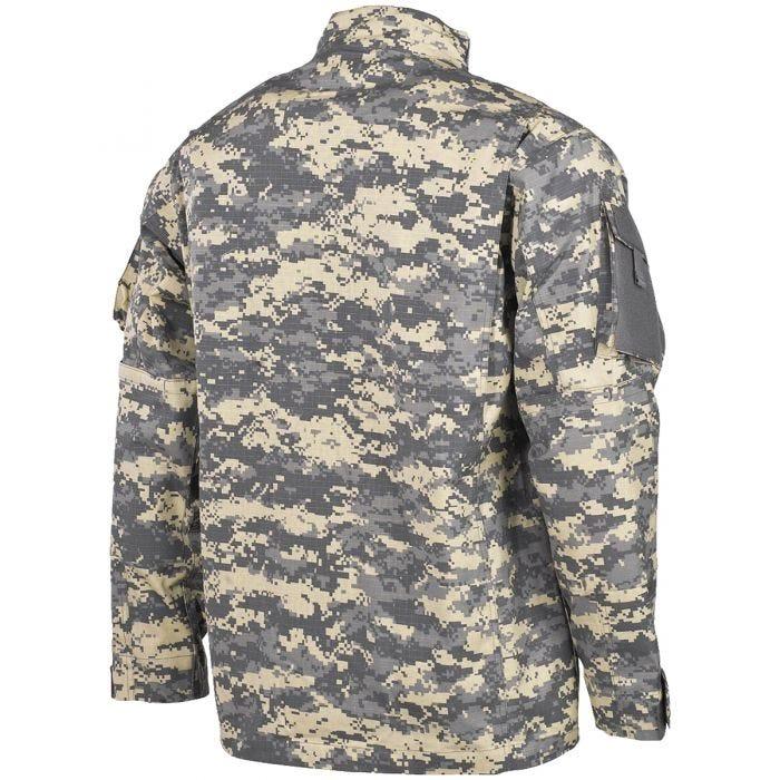 MFH ACU Ripstop Field Jacket ACU Digital