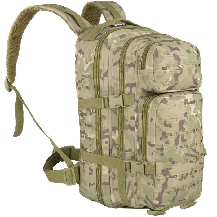 MFH Assault I Backpack Laser Operation Camo