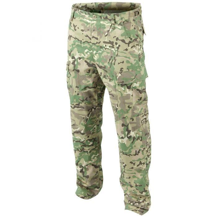 MFH BDU Combat Trousers Ripstop Operation Camo