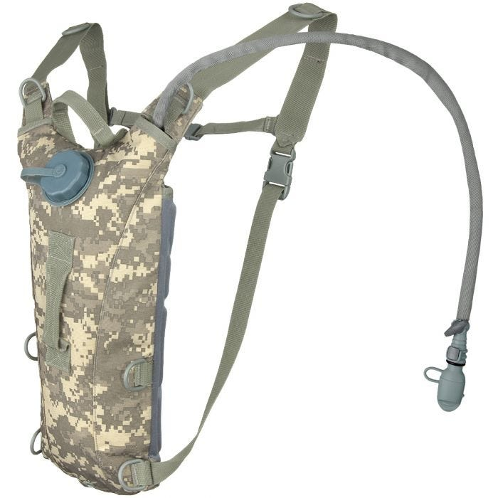 MFH Hydrantion Backpack TPU Extreme ACU Digital