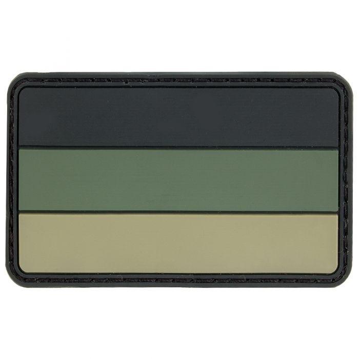 MFH Germany 3D Velcro Flag Patch Olive