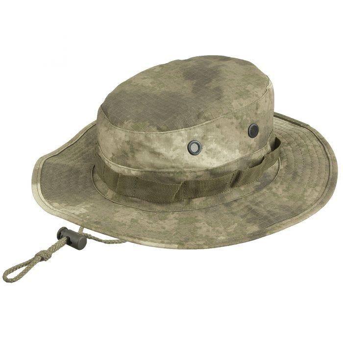 MFH GI Ripstop Bush Hat HDT Camo AU