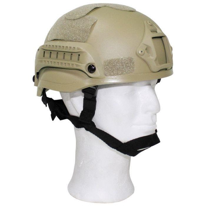 "MFH US Helmet ""MICH 2002"" Coyote"