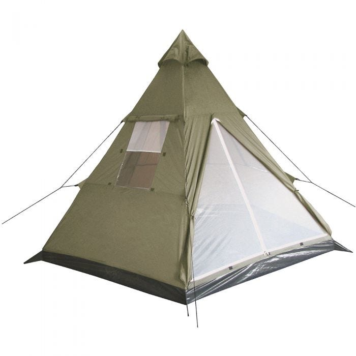 "MFH Indian Tent ""Tipi"" Olive"