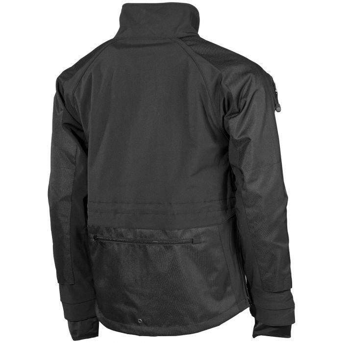 MFH Protect Softshell Jacket Black