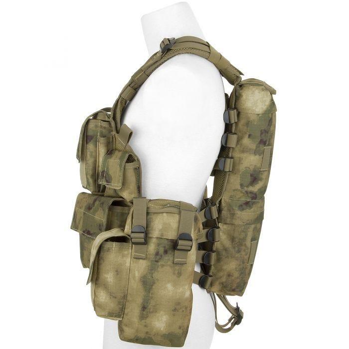 MFH South African Assault Vest HDT Camo FG