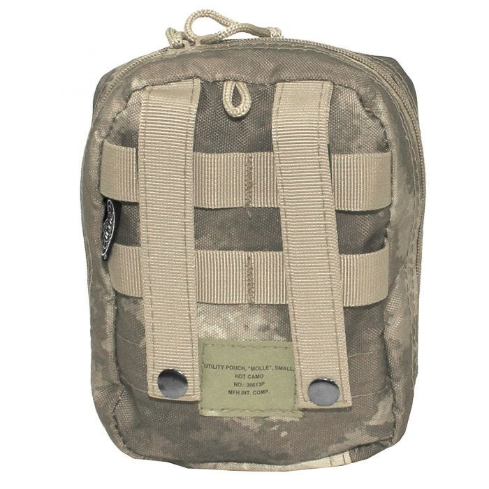 MFH Medical First Aid Kit Pouch MOLLE HDT Camo AU