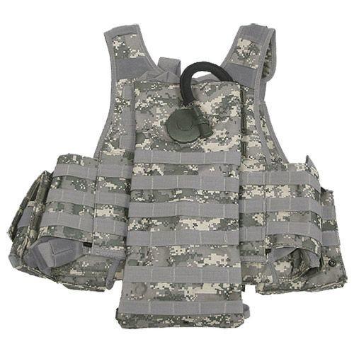 MFH Tactical MOLLE Vest Ranger ACU Digital