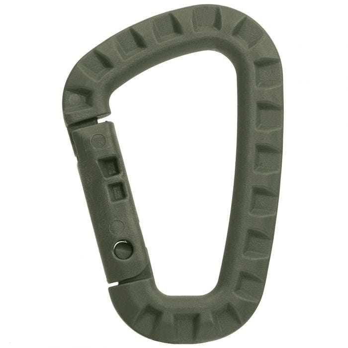 Mil-Tec Carabiner ABS Foliage