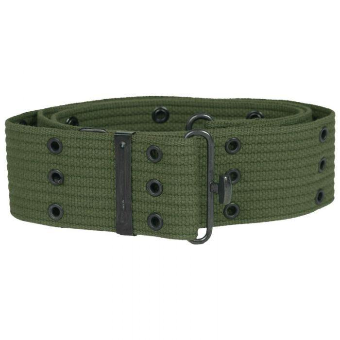 Mil-Tec LC-1 Pistol Belt Olive